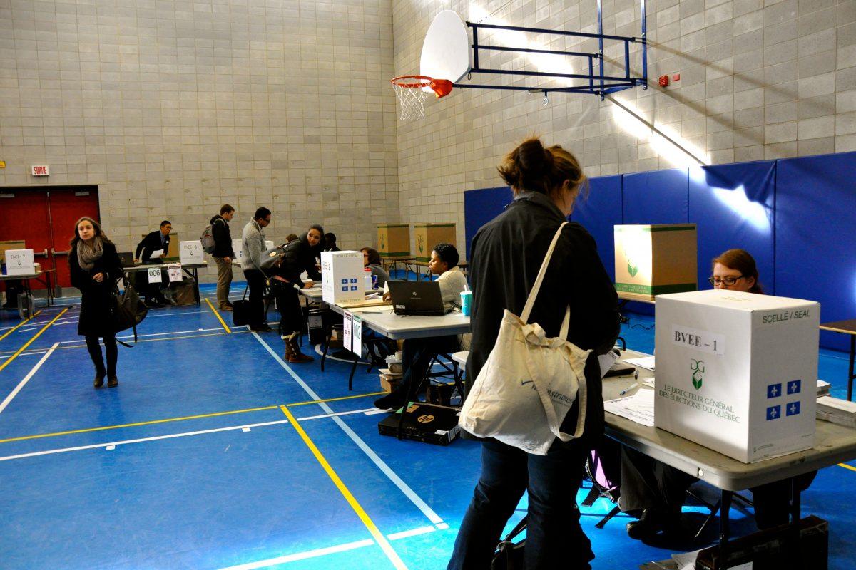 Référendum : présence étudiante sur le CA