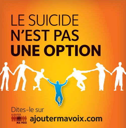 Le suicide, si on en parlait…