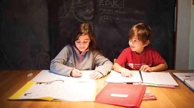 L'école à la maison boudée par les universités francophones