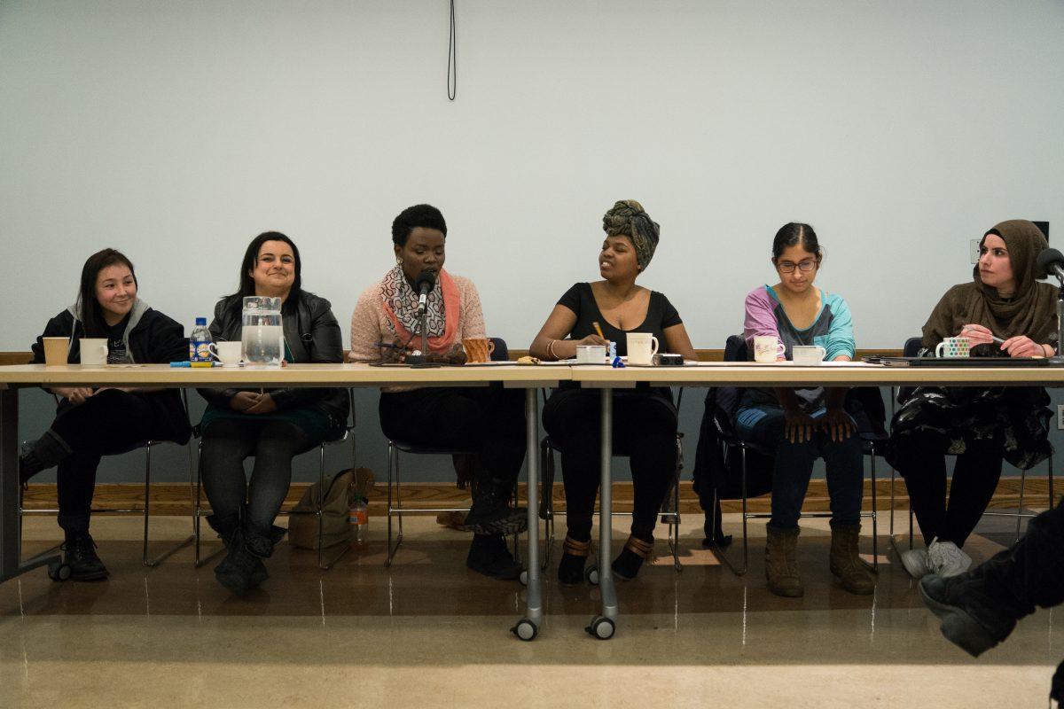 « L'intersectionnalité n'est pas un sujet chaud »
