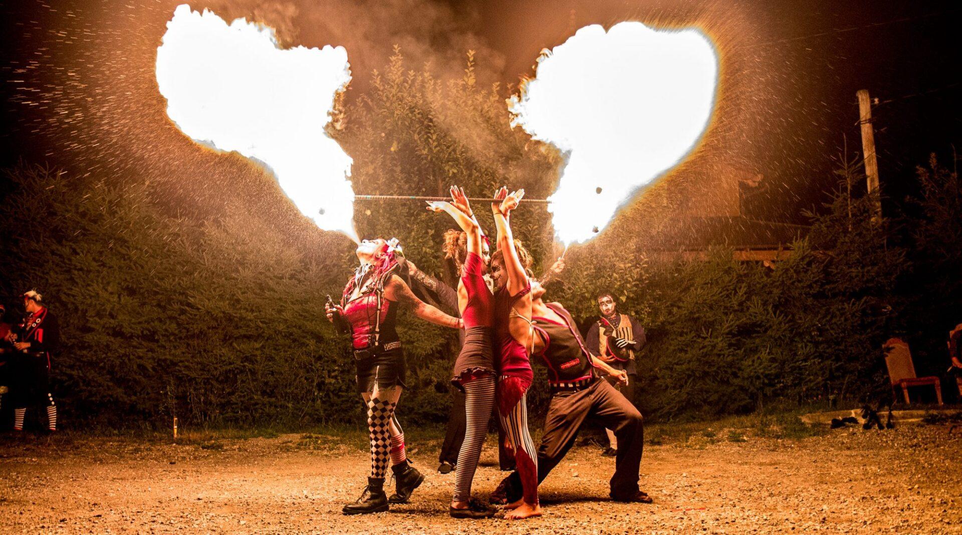 Le cirque québécois, toujours en effervescence