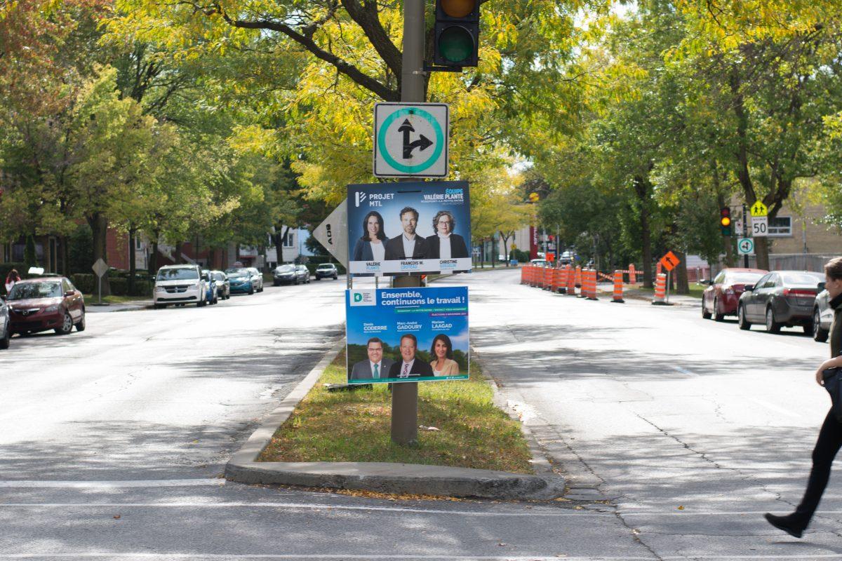 En mode séduction pour les jeunes électeurs