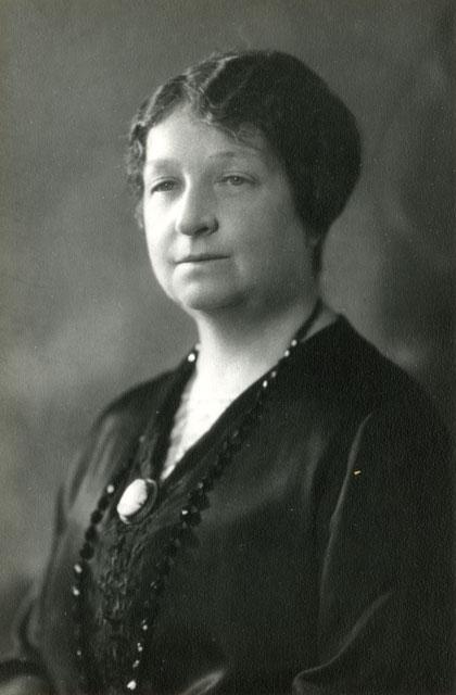 Marie L. Gérin-Lajoie (1867-1945)
