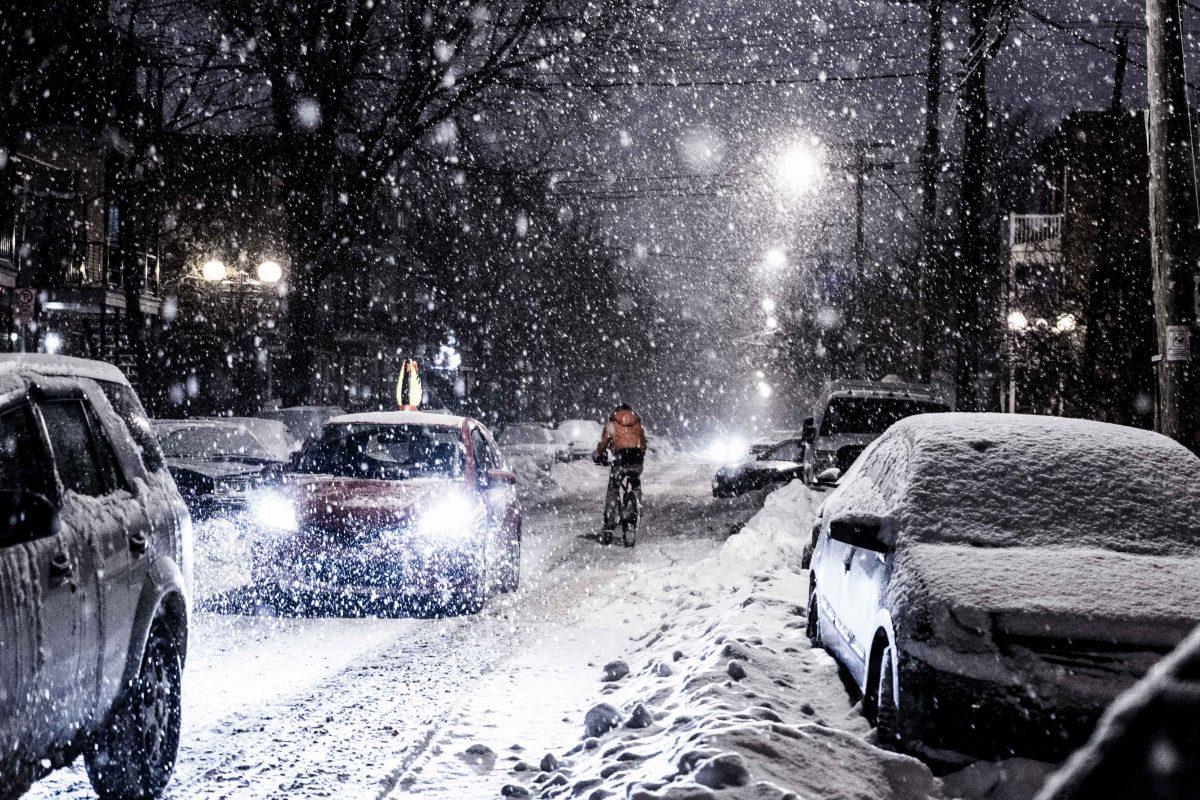 Bienvenue en hiver