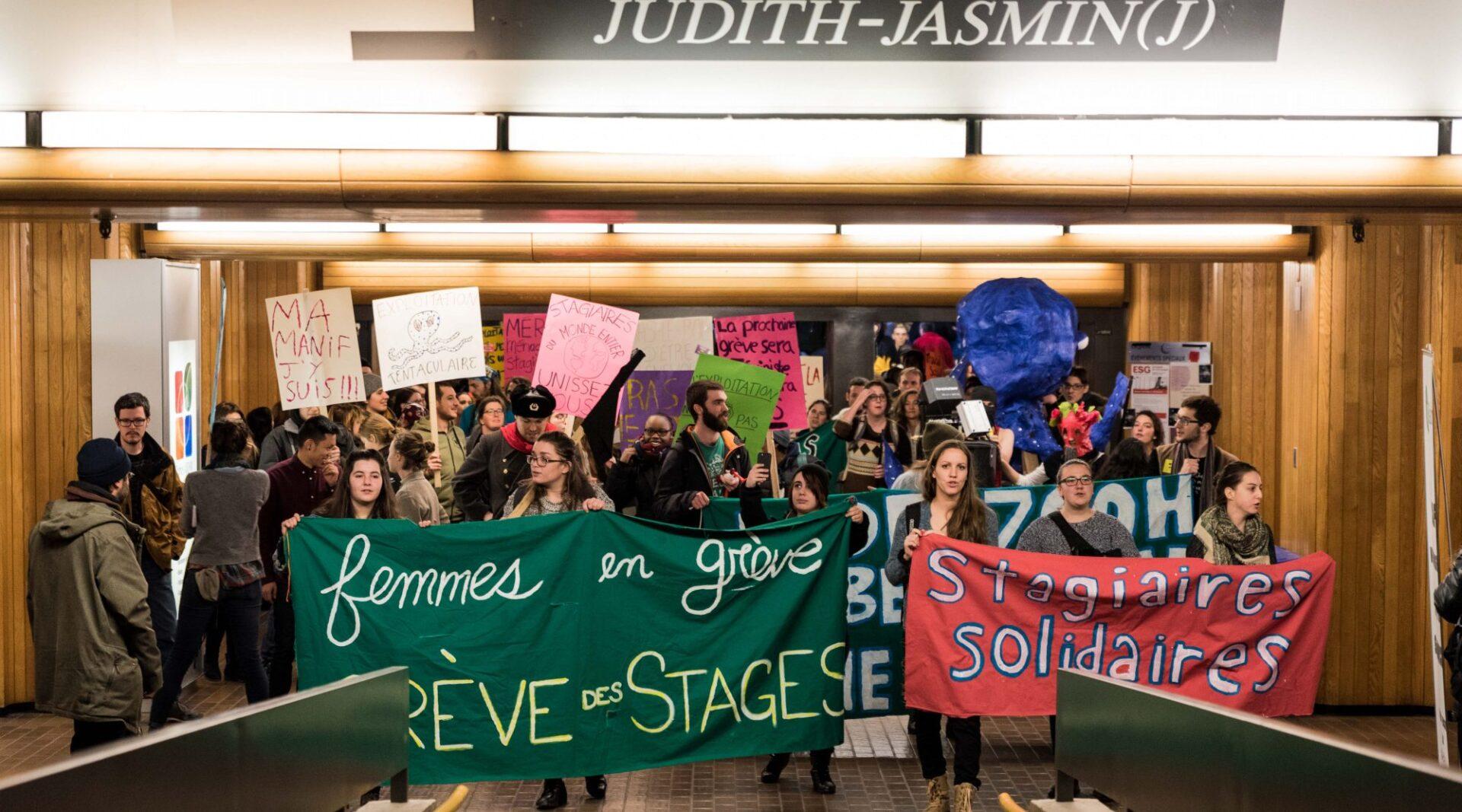 Rémunération des stages: des associations étudiantes s'organisent