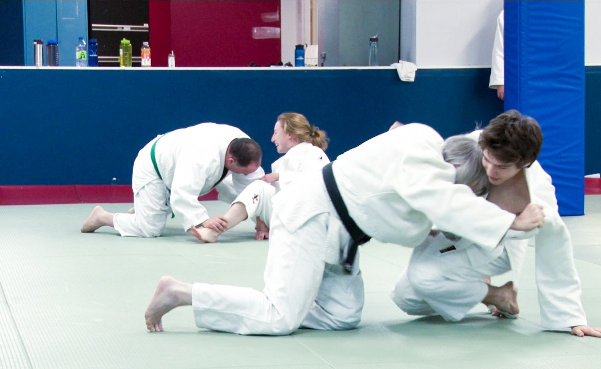 Combattre ses problèmes par le judo