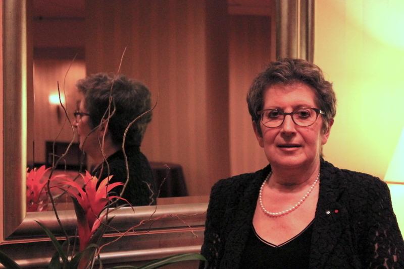 Lise Bissonnette quitte la direction du CA de l'UQAM