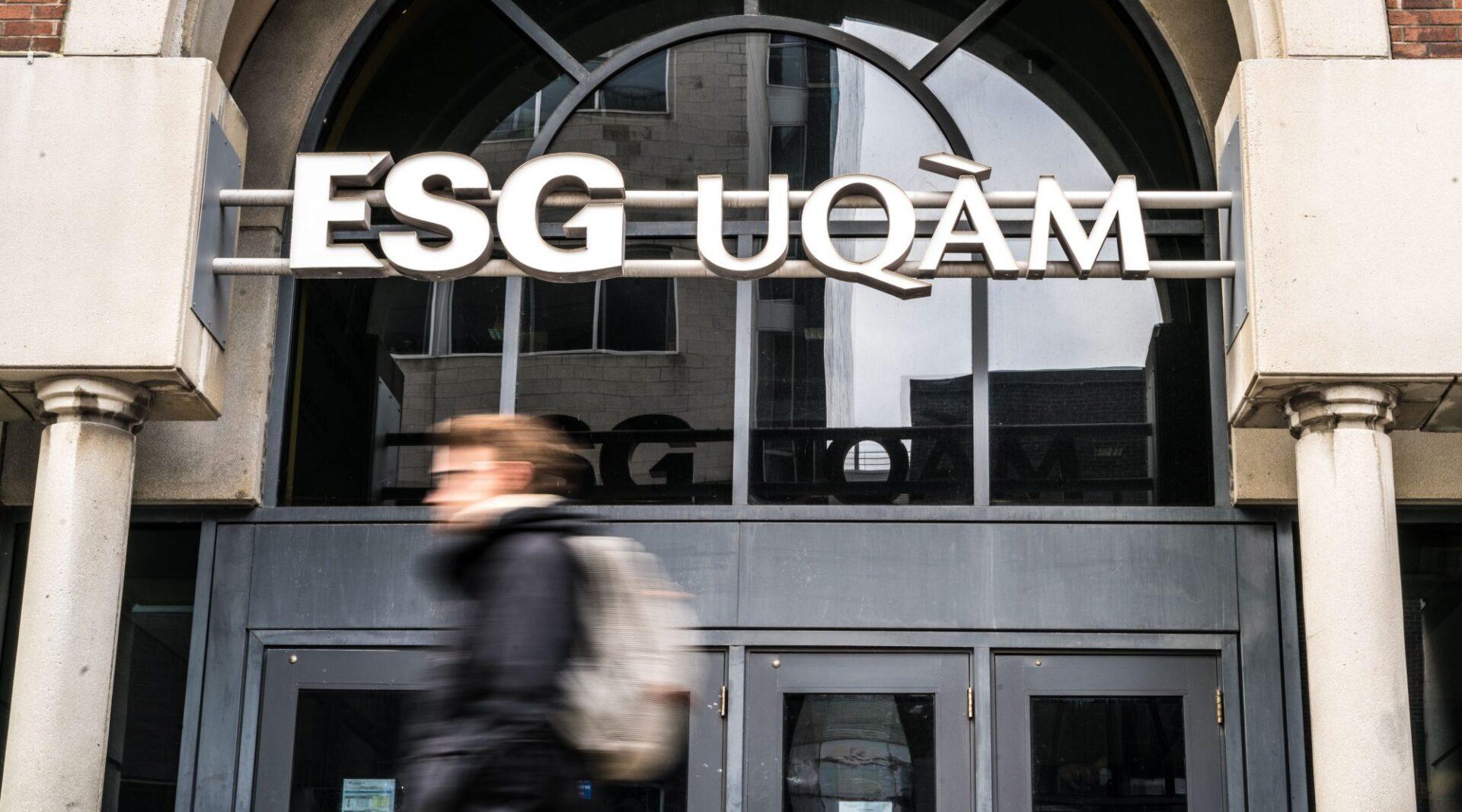 La course au décanat s'amorce à l'ESG