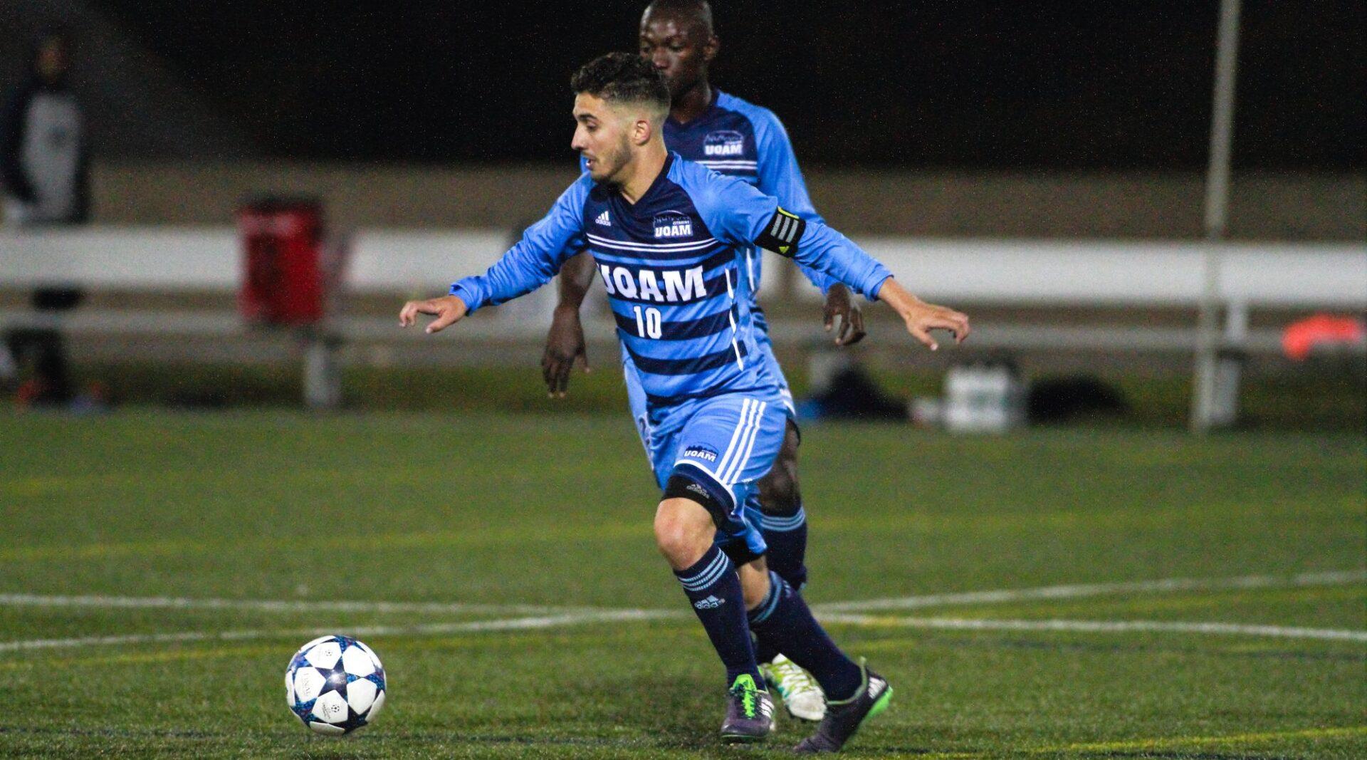 Soccer intérieur masculin : l'UQTR met fin aux espoirs des Citadins