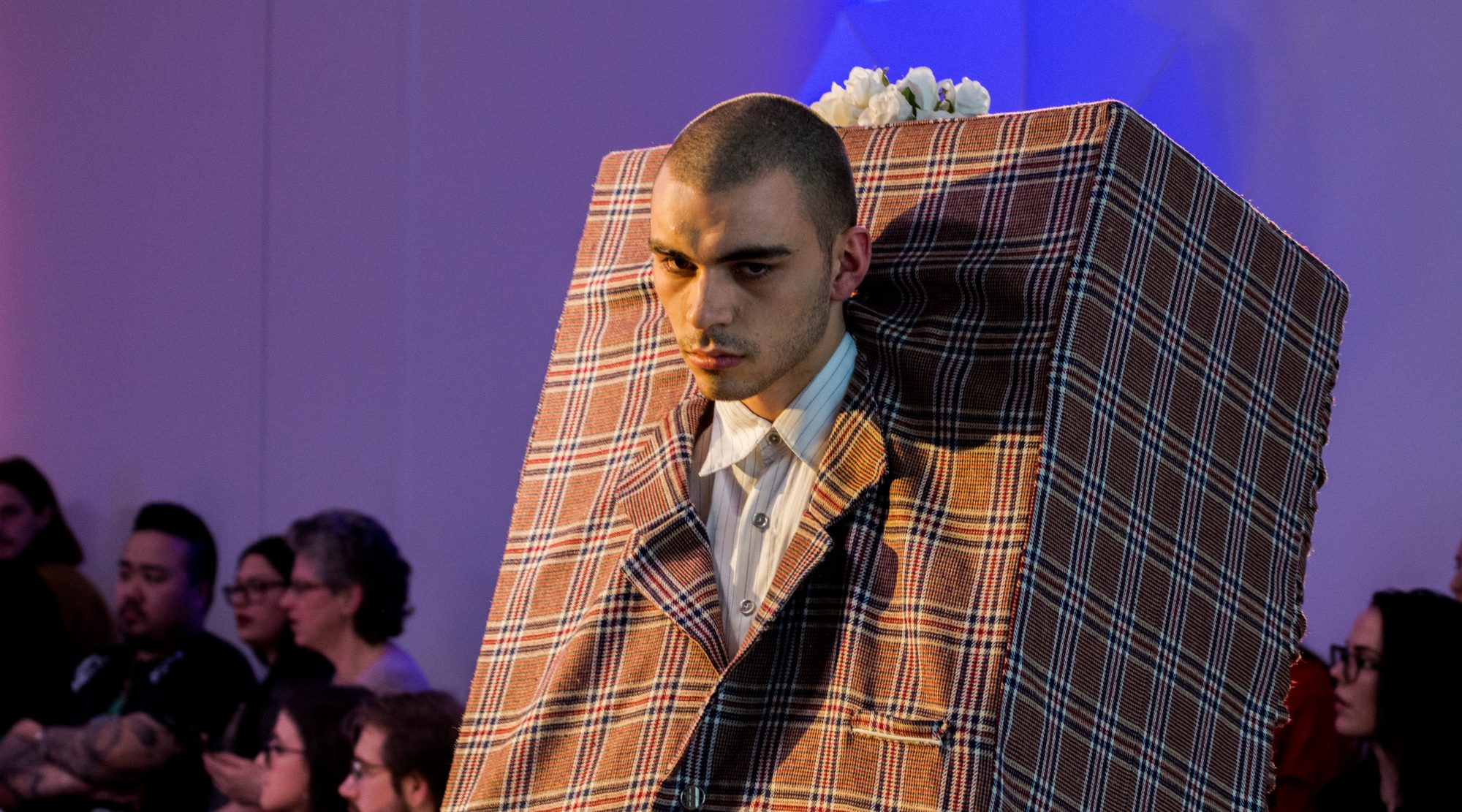 Défilé de mode de l'AéESM : entre mode et études