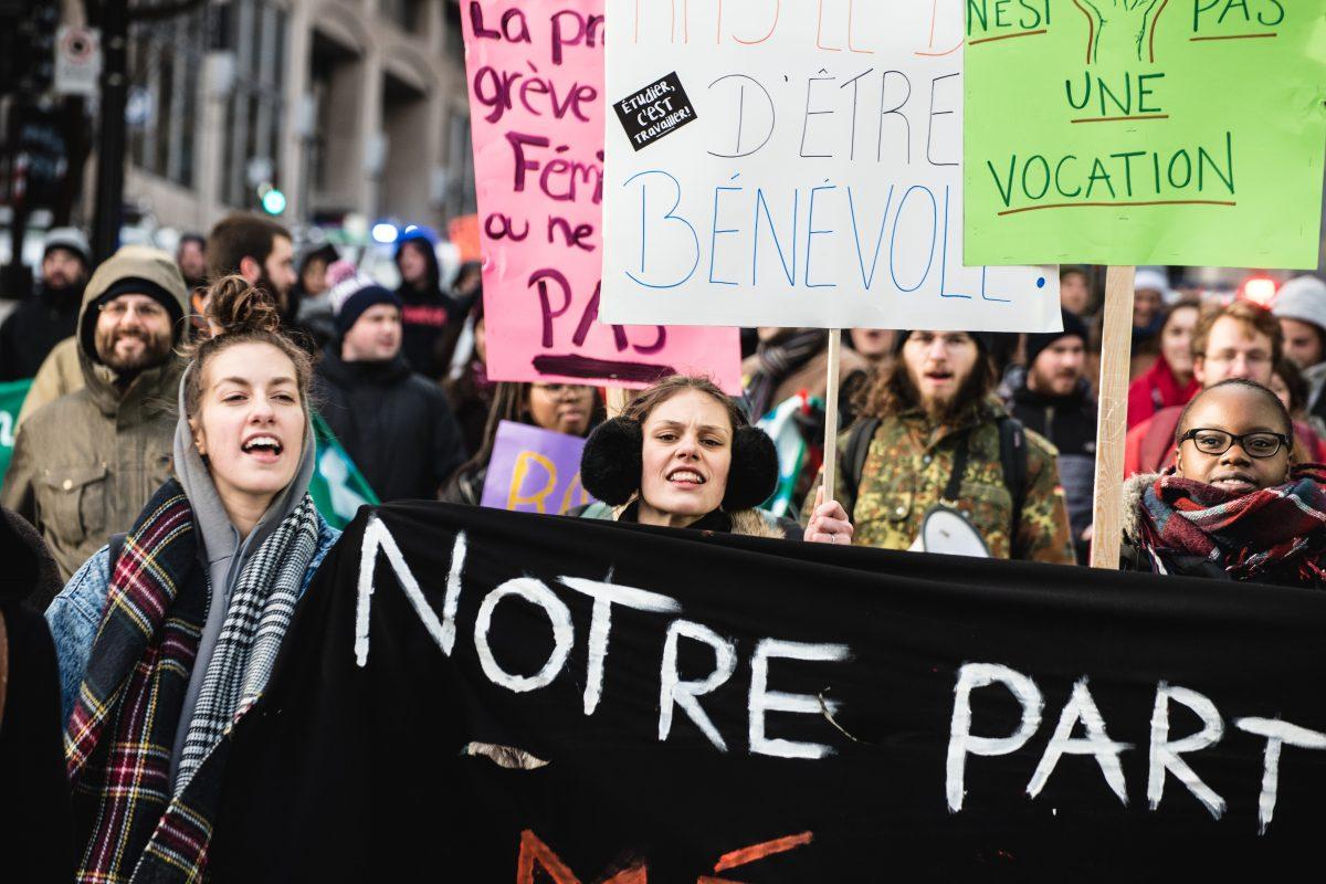 Rémunération des stages : vers une grève générale illimitée?