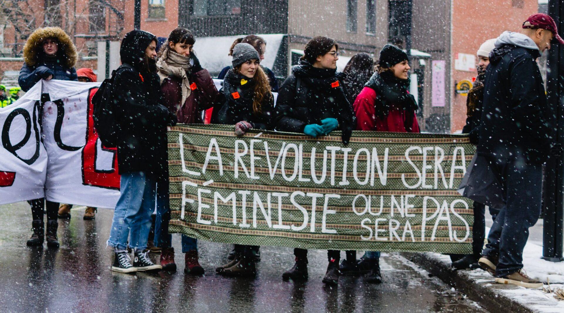 Les voix du féminisme
