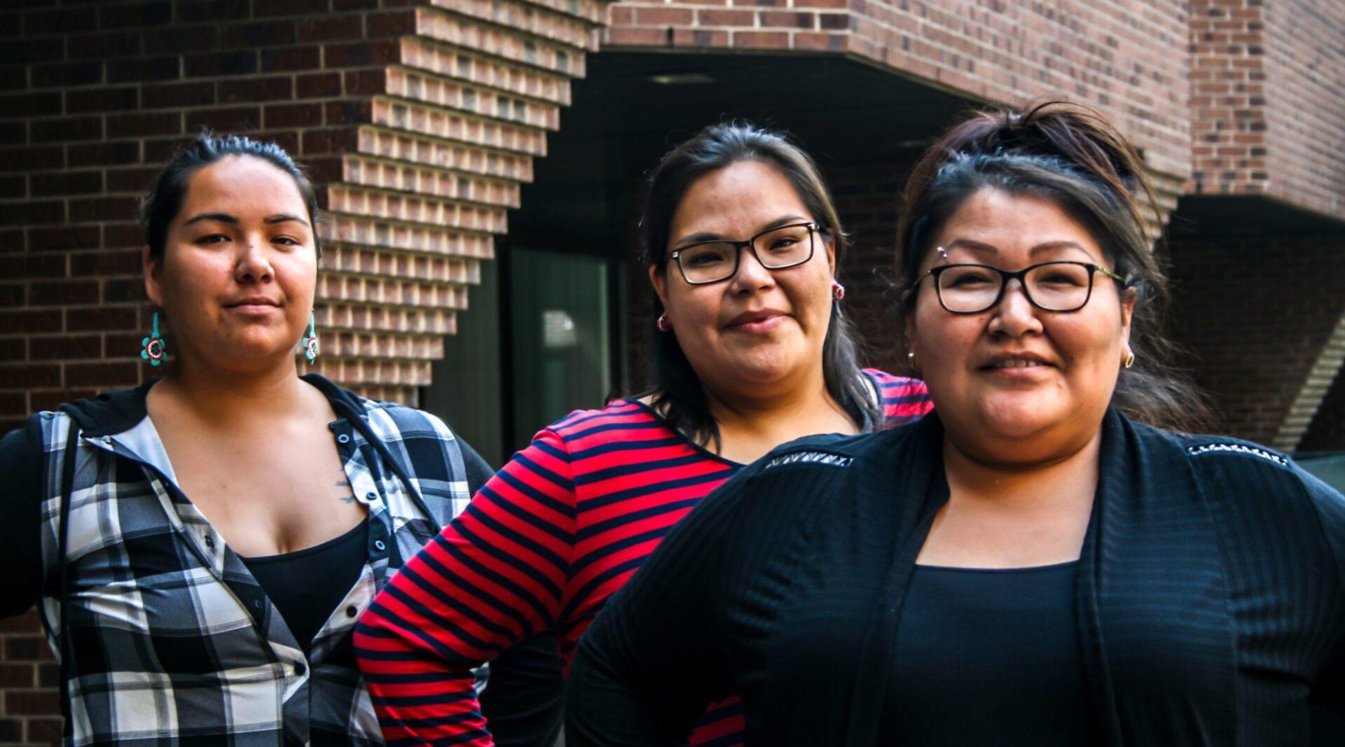 Une petite soeur pour l'école d'été destinée aux femmes autochtones de l'UQAM