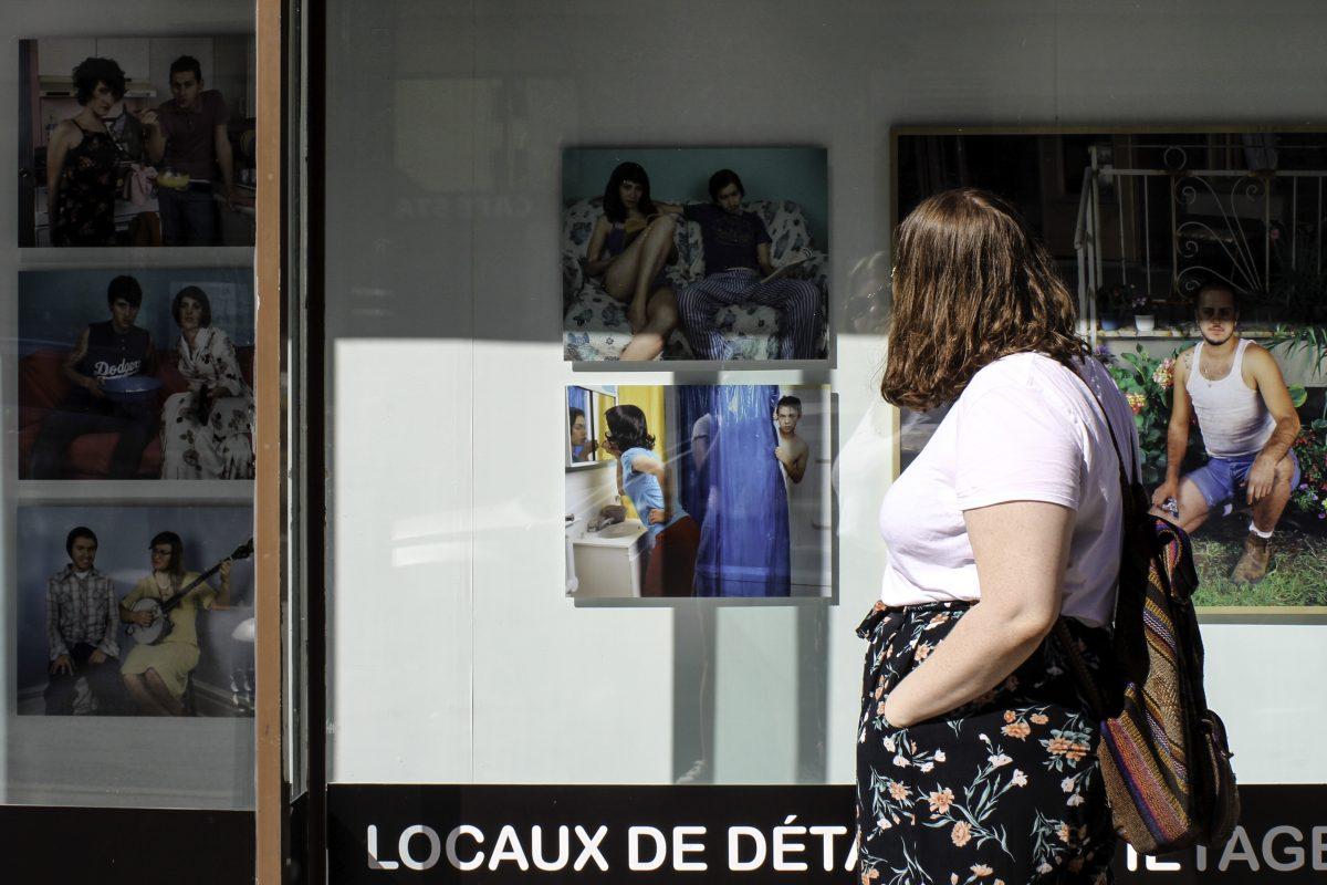 Le genre à travers la vitrine