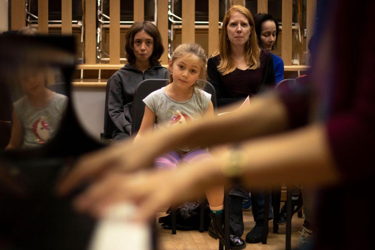 Chanter en choeur, peu importe son âge