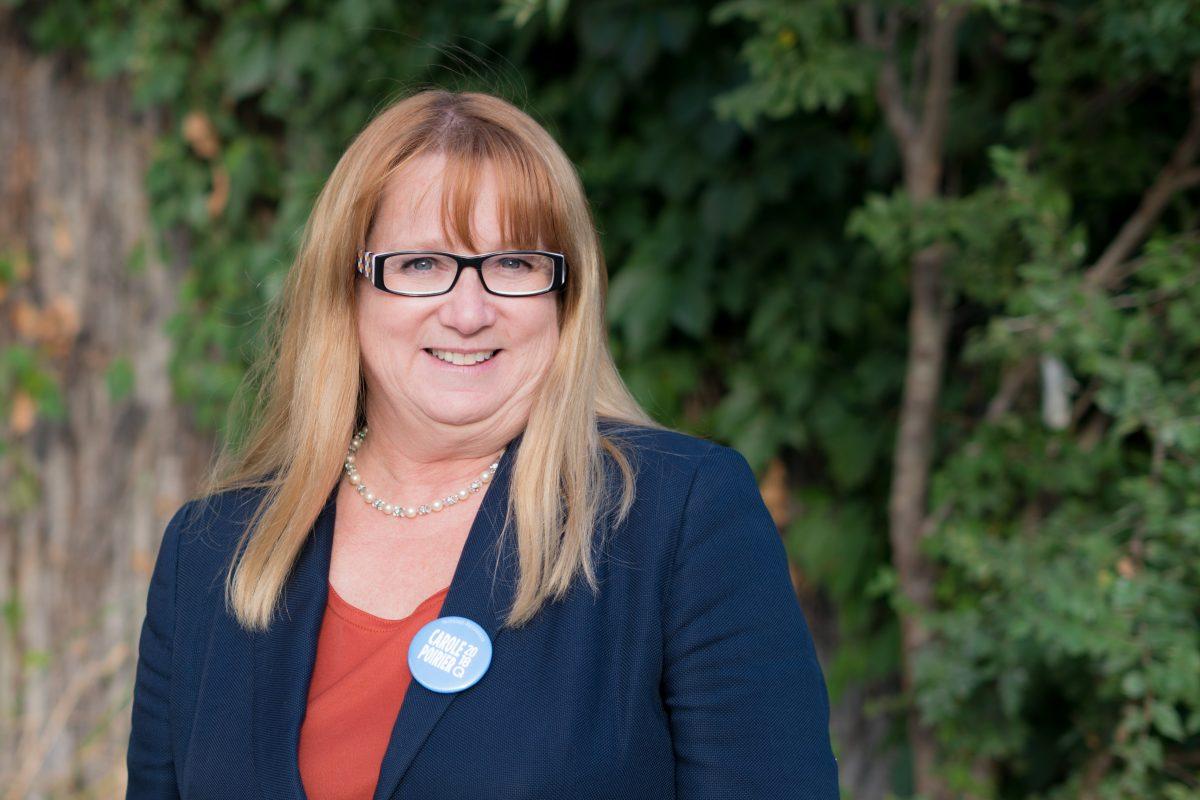 La bête politique derrière Carole Poirier
