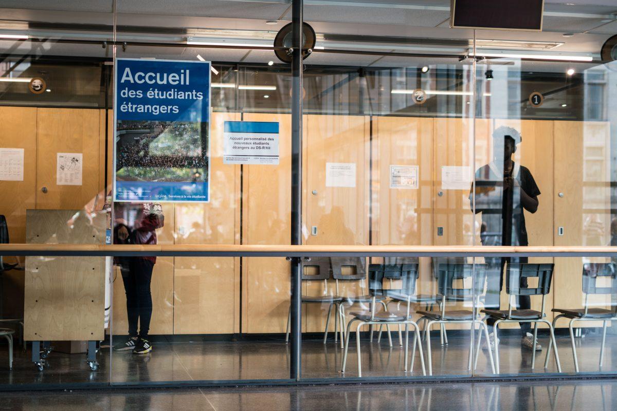Une intégration vertigineuse pour les étudiants étrangers