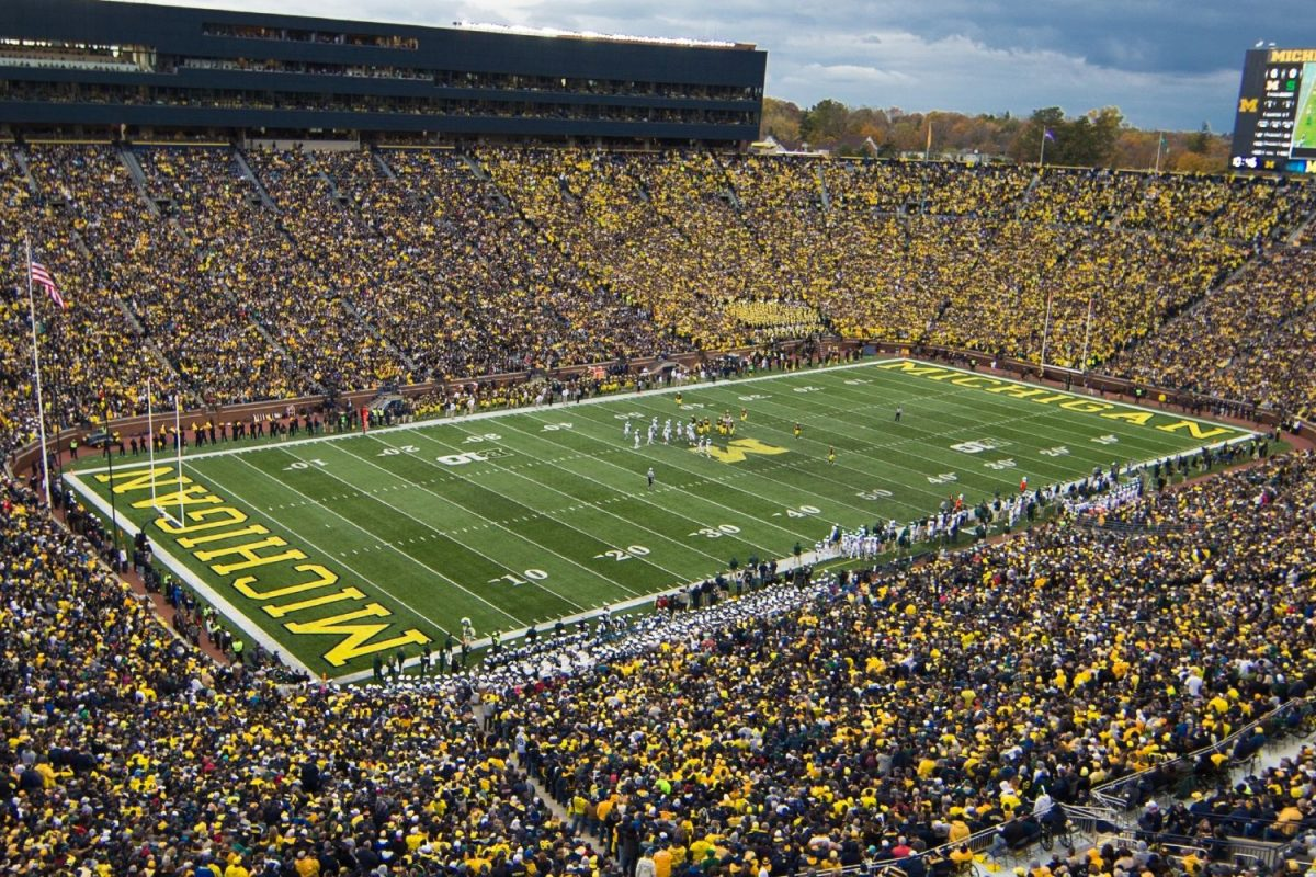 The Big House ou l'exorbitant temple du football