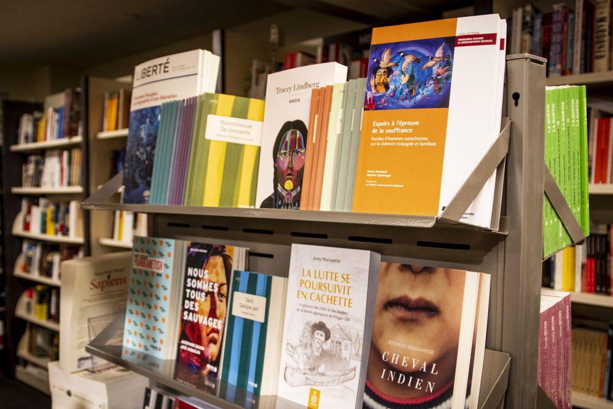 La littérature autochtone, «pourrappeler aux Québécois qu'on existe»