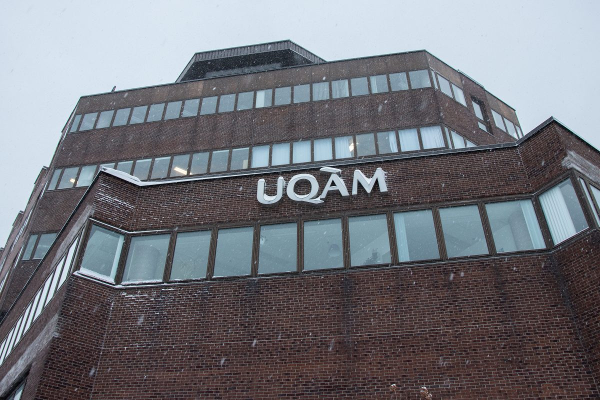 Mesures sanitaires : l'UQAM serre la vis