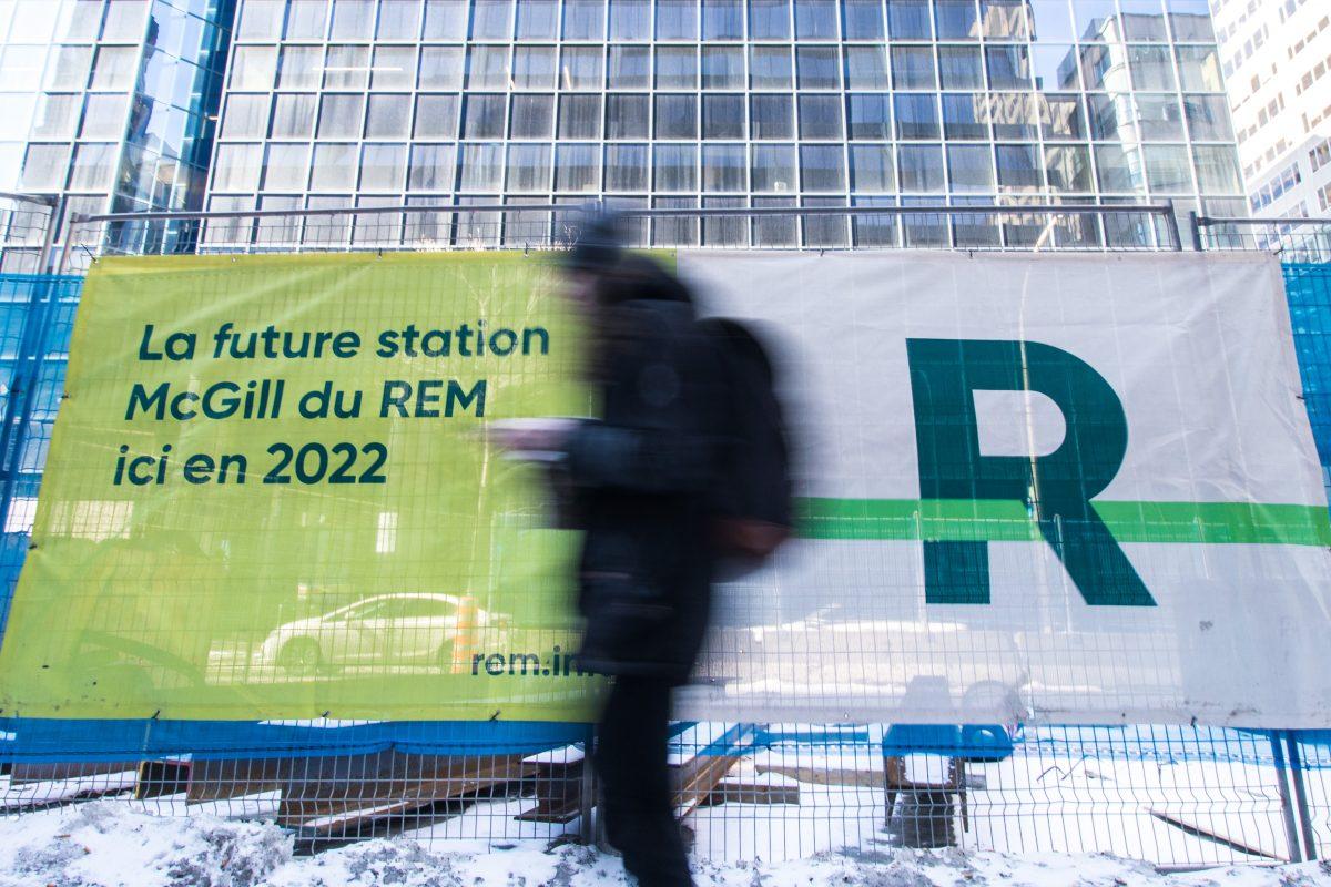 À la recherche de solutions pour répondre aux travaux du REM