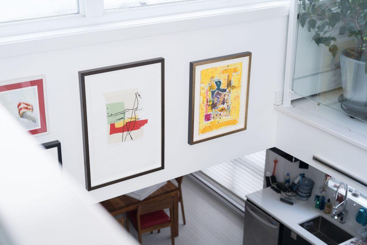 Cohabiter avec l'art ou laisser l'art nous habiter