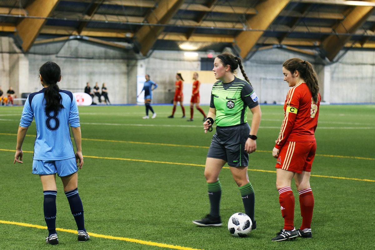 L'équipe féminine de soccer des Citadins s'incline en demi-finale