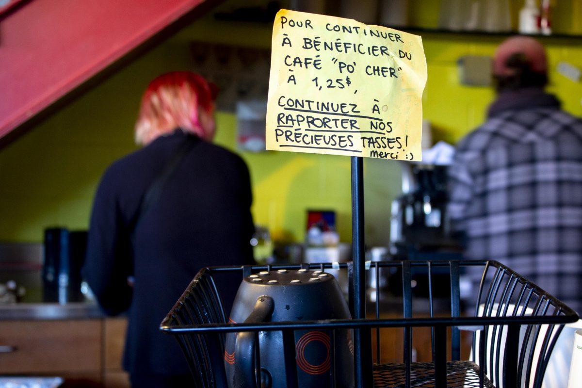 Virage vert pour les cafés étudiants