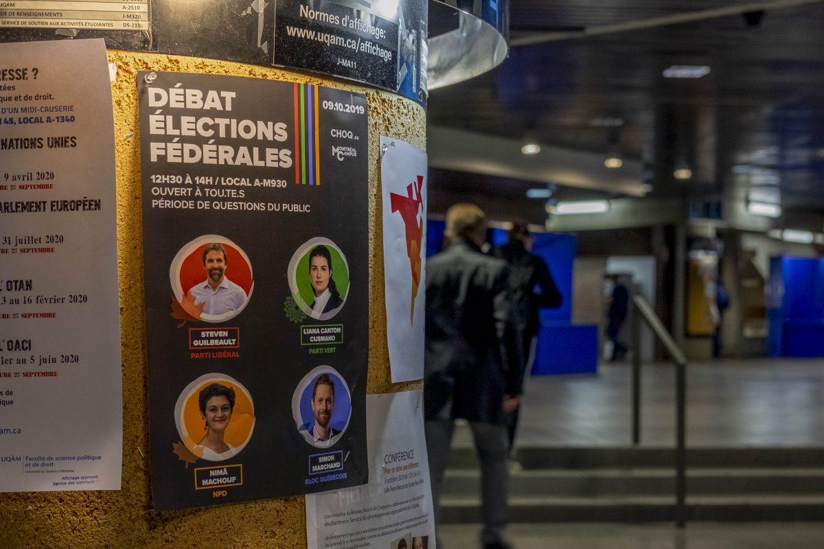Élections fédérales 2019: à la conquête des universitaires