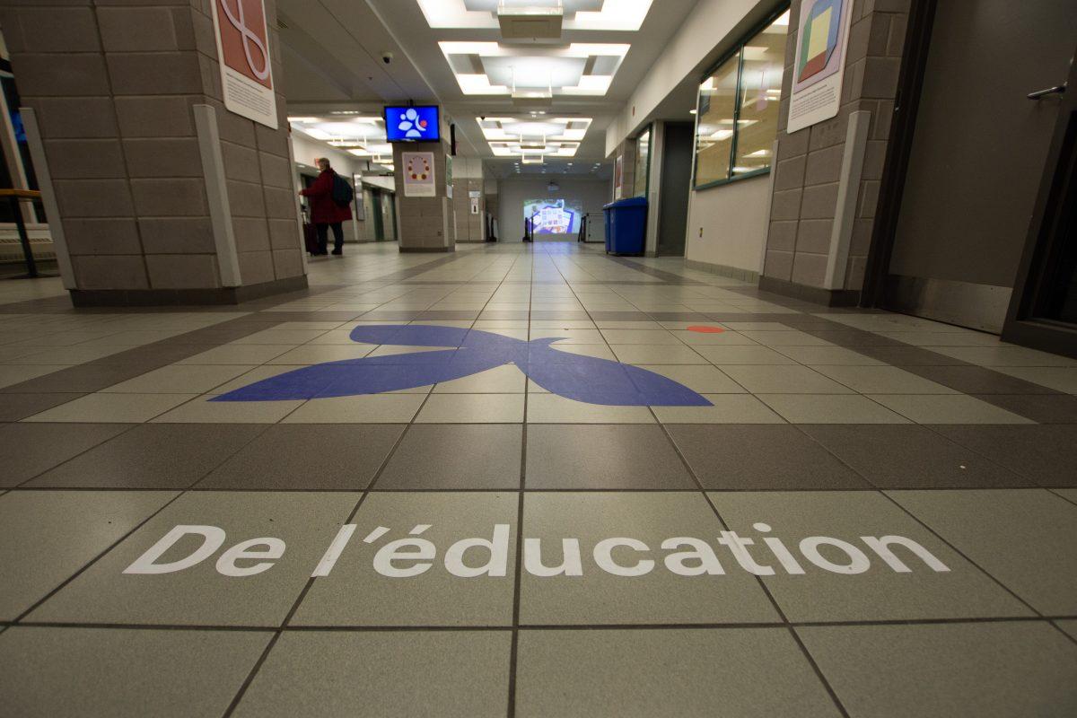 L'UQAM lutte contre la pénurie de main d'œuvre en éducation