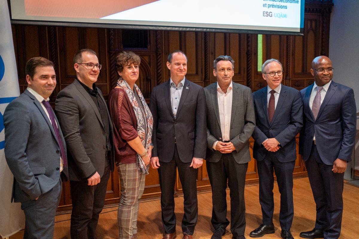 Création d'une nouvelle chaire de recherche : 1,5 millions $ pour l'ESG