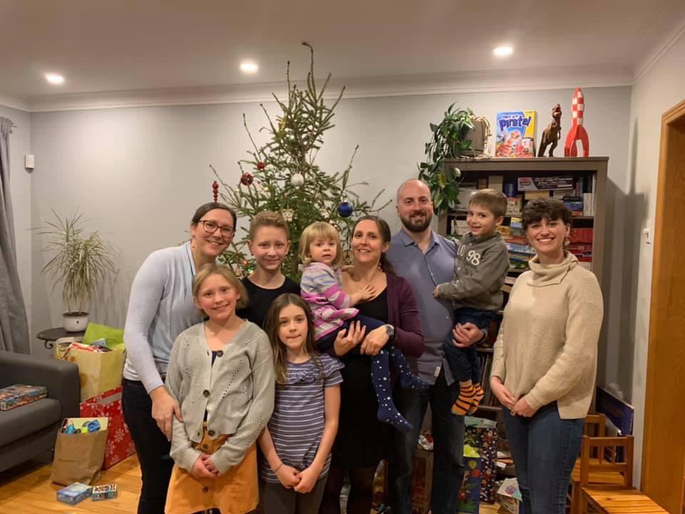 Une famille d'adoption pour le temps des fêtes