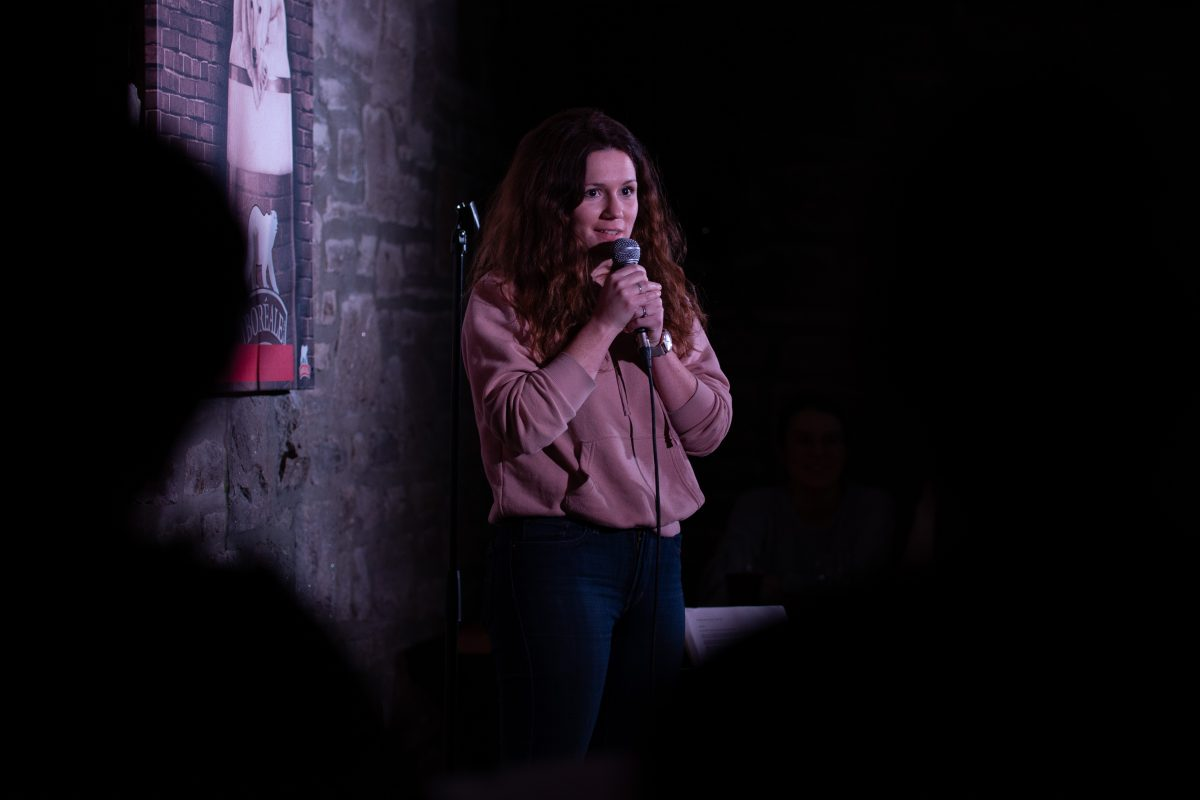 Les mardis Merci la vie : une soirée d'humour aux couleurs de l'UQAM