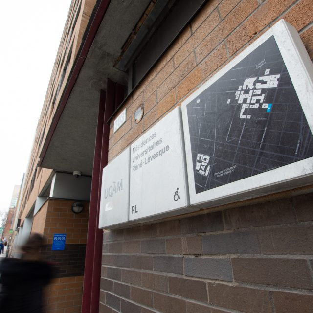 COVID-19: l'UQAM suggère de quitter les résidences