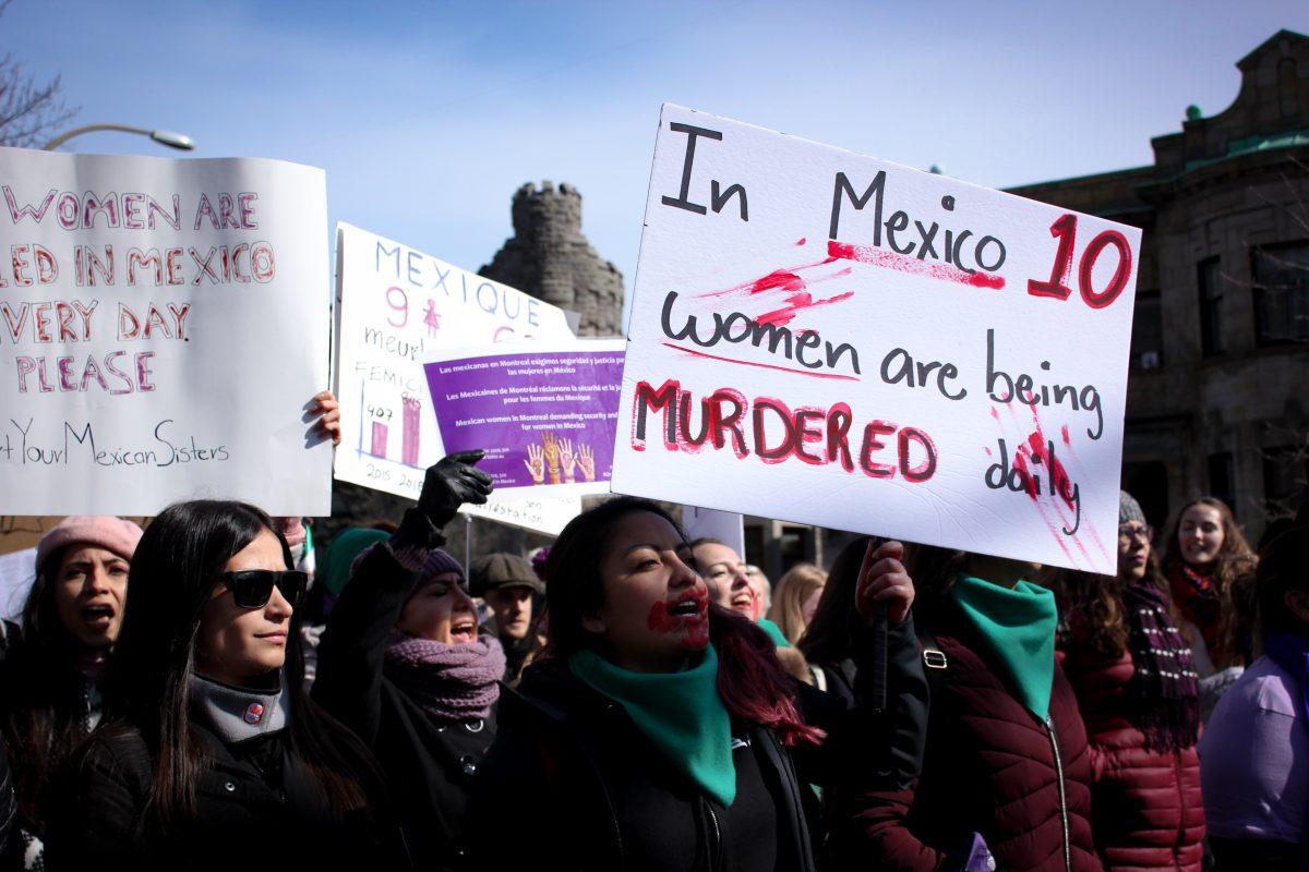 La Journée internationale des femmes : pour une lutte intersectionnelle
