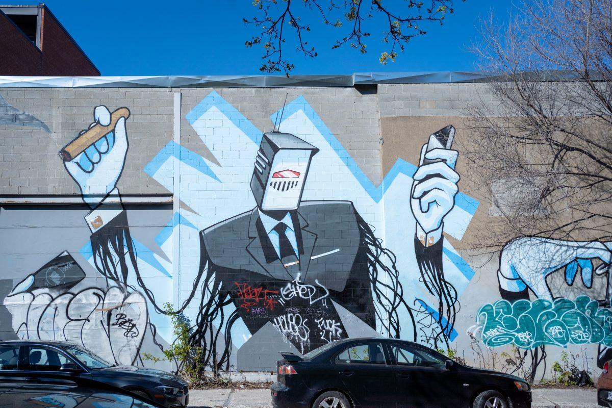 L'art mural s'acclimate pour l'été