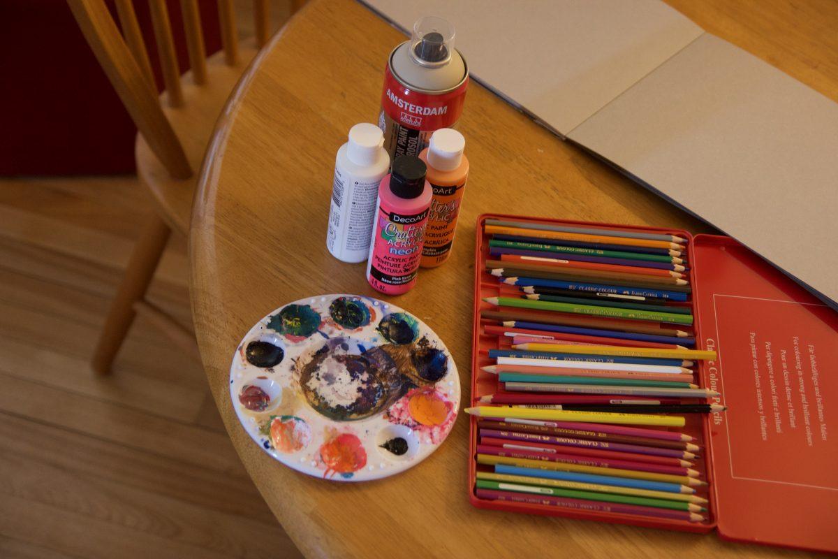 L'art-thérapie comme remède à l'angoisse