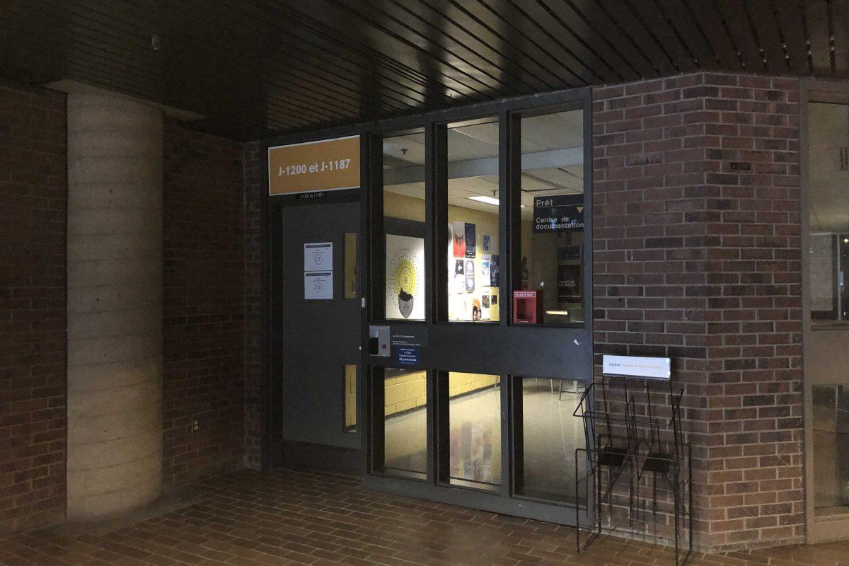 Centre de documentation : un local en transformation