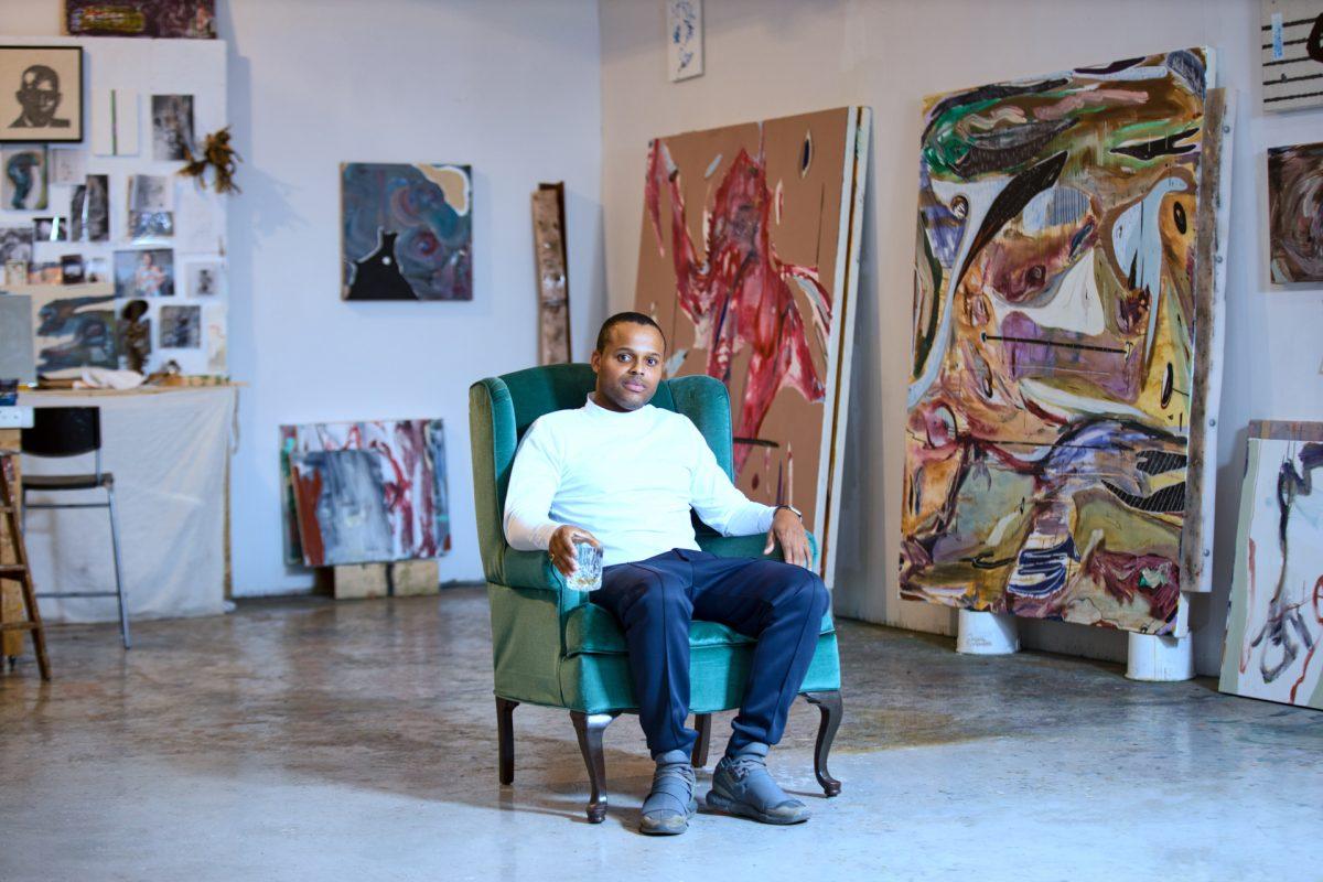 Manuel Mathieu : l'artiste à qui rien n'échappe