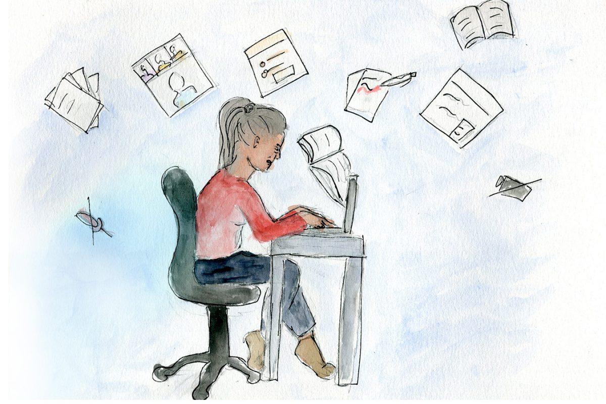 Zoom sur les péripéties de l'enseignement en ligne