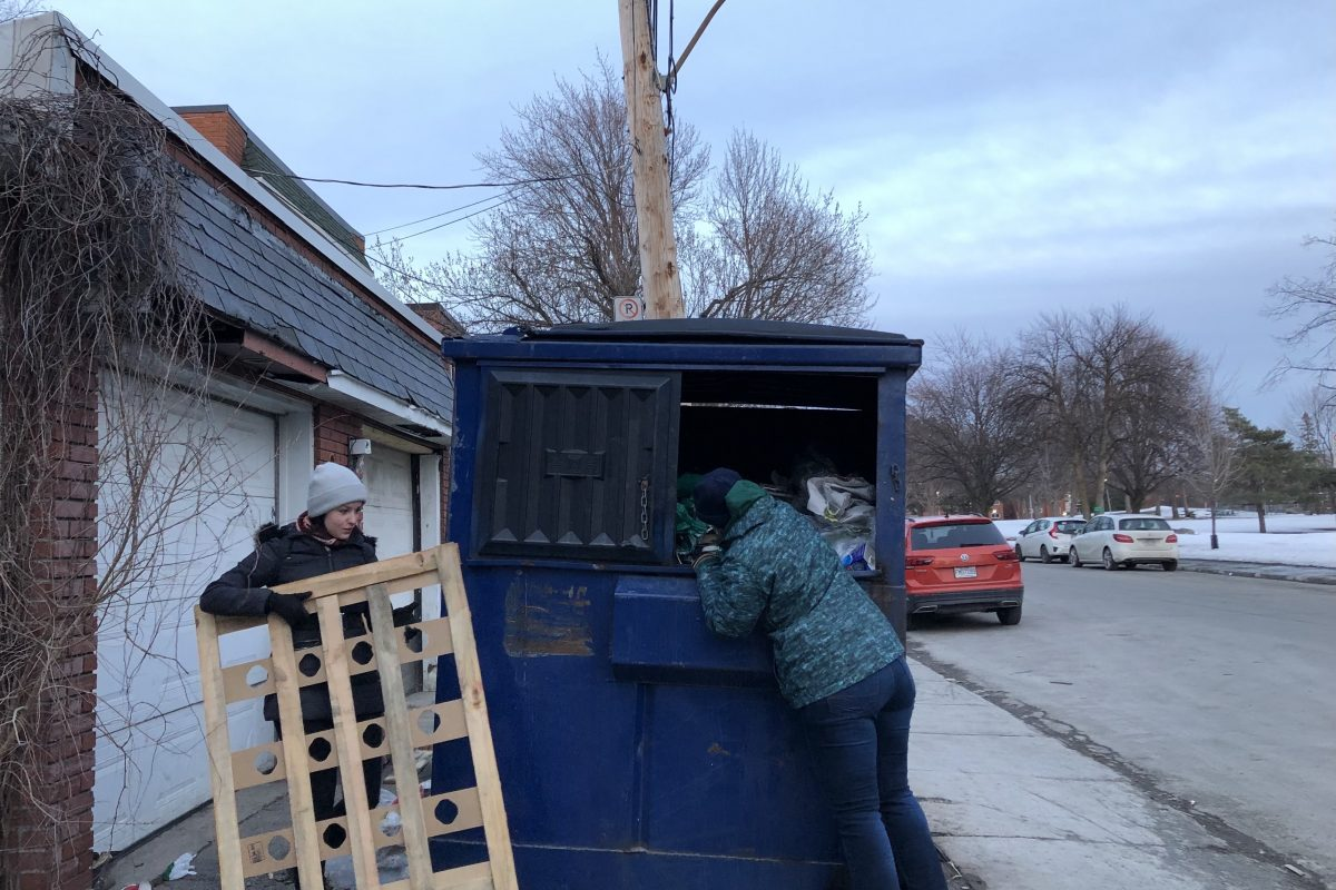 Histoires de poubelles