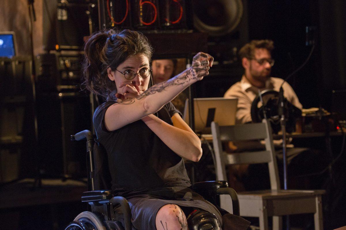 Artistes sourd(e)s et handicapé(e)s : une première étude au Canada