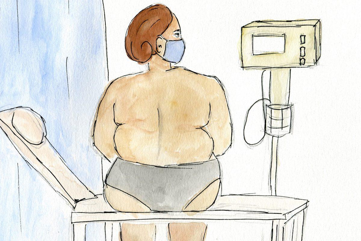 Un climat médical angoissant pour les personnes grosses