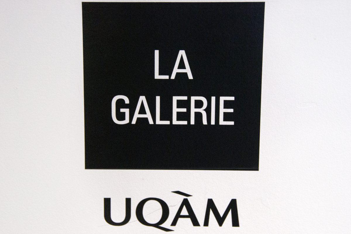 La Galerie de l'UQAM s'adapte à la pandémie