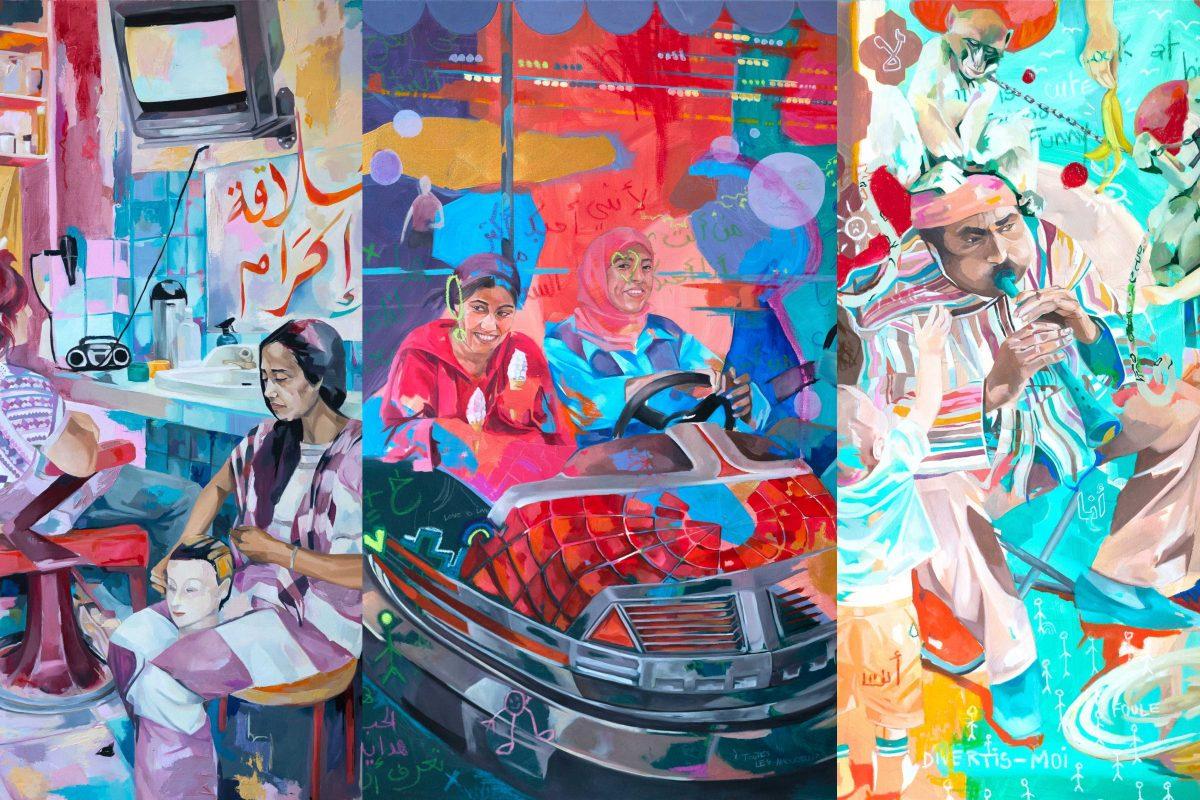 H'RIRA : le Maroc haut en couleurs